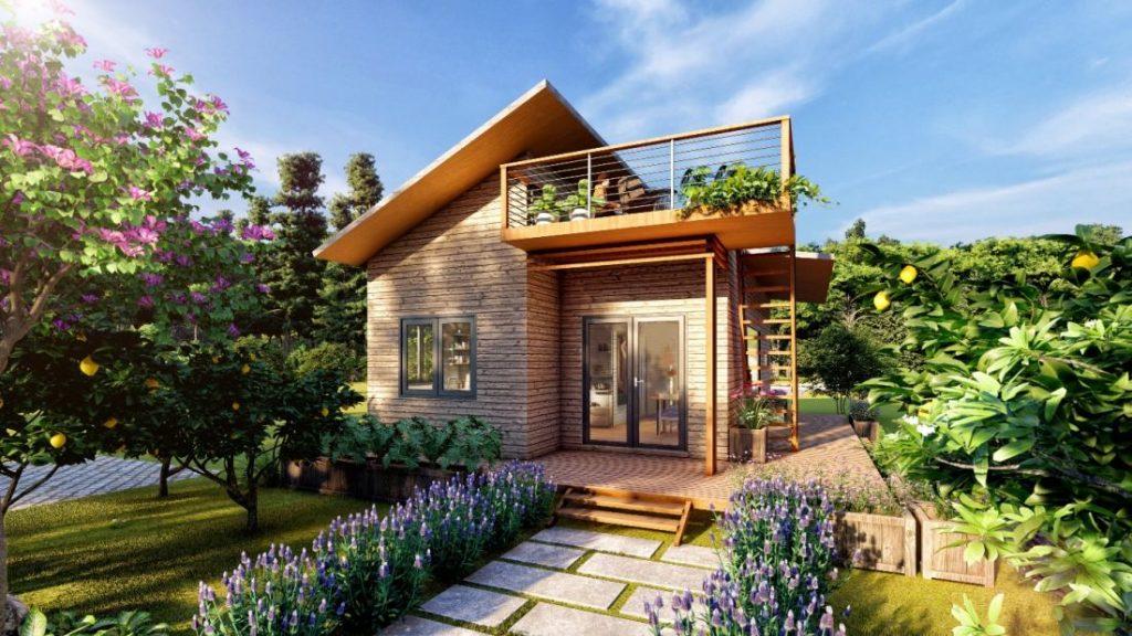 Làng sinh thái The Tropicana Garden – an toàn tài sản – an tâm sống nhàn